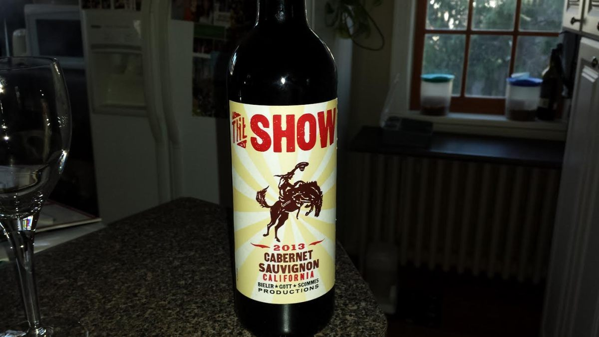 'The Show' Cabernet Sauvignon is a Wine That Shows Off