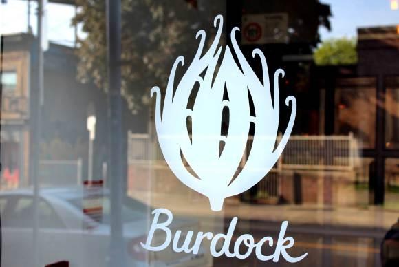 Burdock logo