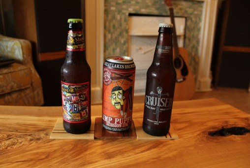 Flying Monkeys, Great Lakes, Amsterdam Session Pale Ale