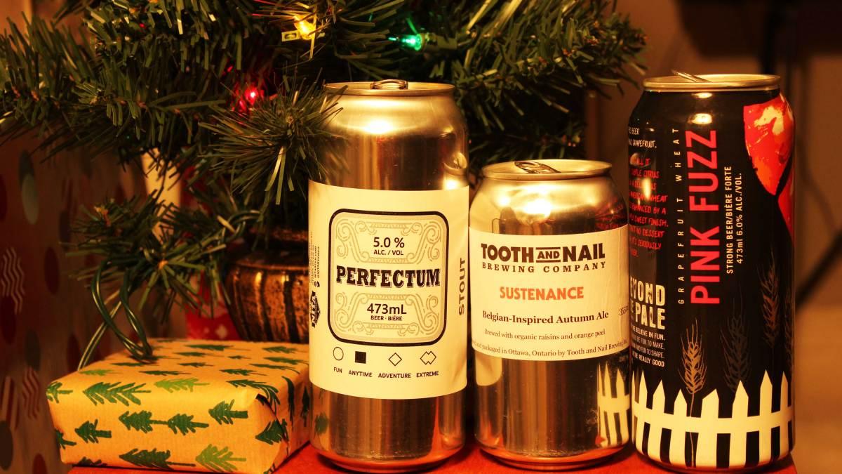 Toronto — Ottawa Beer Exchange