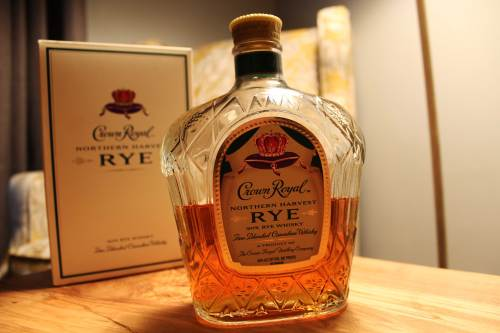 Northern Harvest Rye Whiskey from Crown Royal