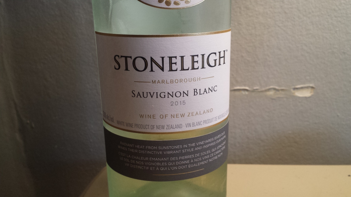 Stoneleigh Sauvignon Blanc Is a Lavish, Balanced Wine