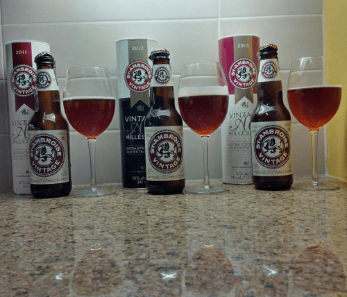 St Ambroise is a great place to start when aging beer.