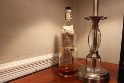 basil hayden's whiskey