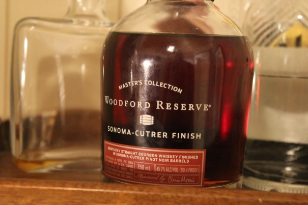 Woodford Reserve Sonoma-Cutrer Finish Bourbon