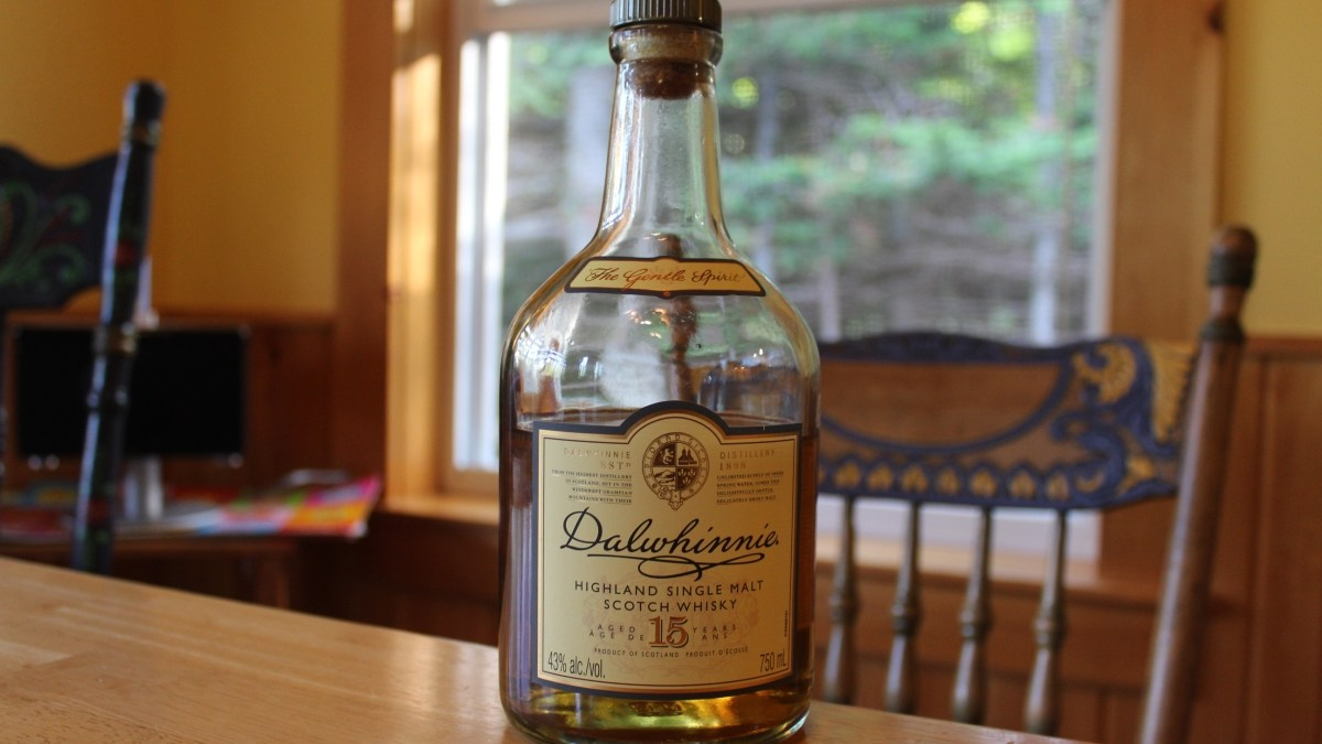 Dalwhinnie 15 Year Old Scotch Whisky: Win the Scotch Gift Gamble