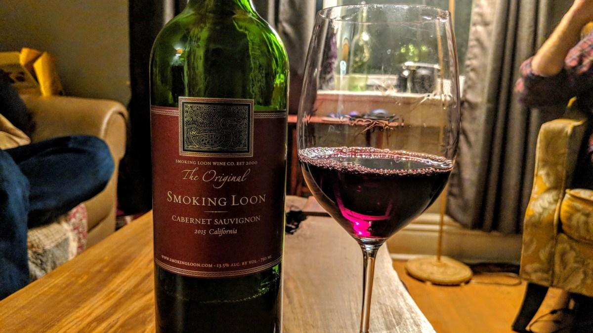 Smoking Loon Cabernet Sauvignon