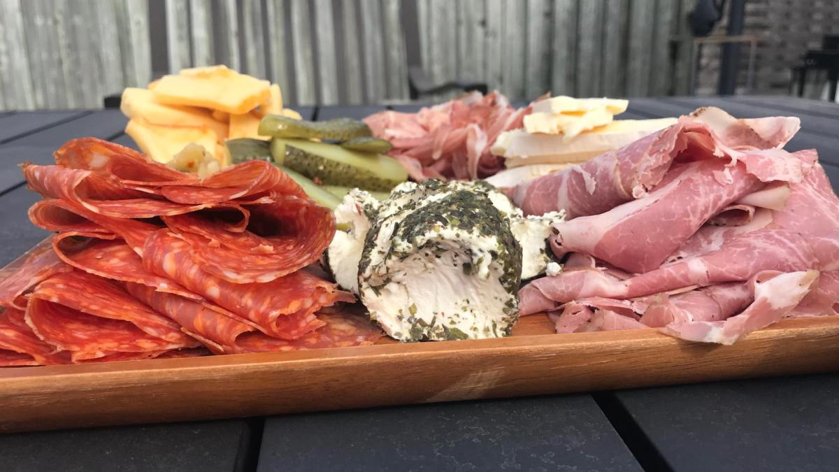 Date Dining and Wine: Antipasto and a Hike