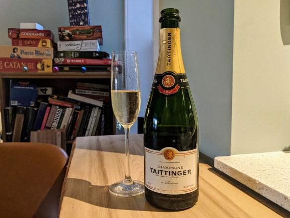 Taittenger Champagne