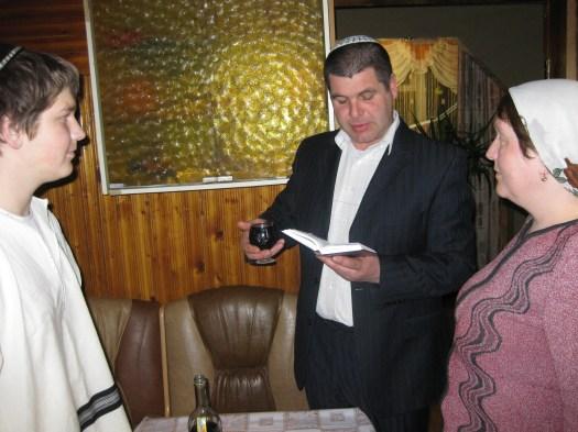 Возрождение еврейской жизни в поселке Высокий