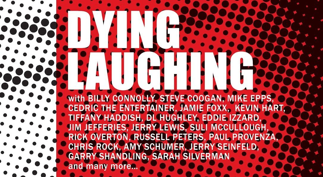 'Dying Laughing' details the other side of stand-up comedy