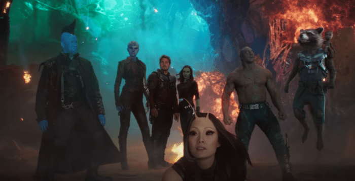 guardians of the galaxy vol 2 kimmel