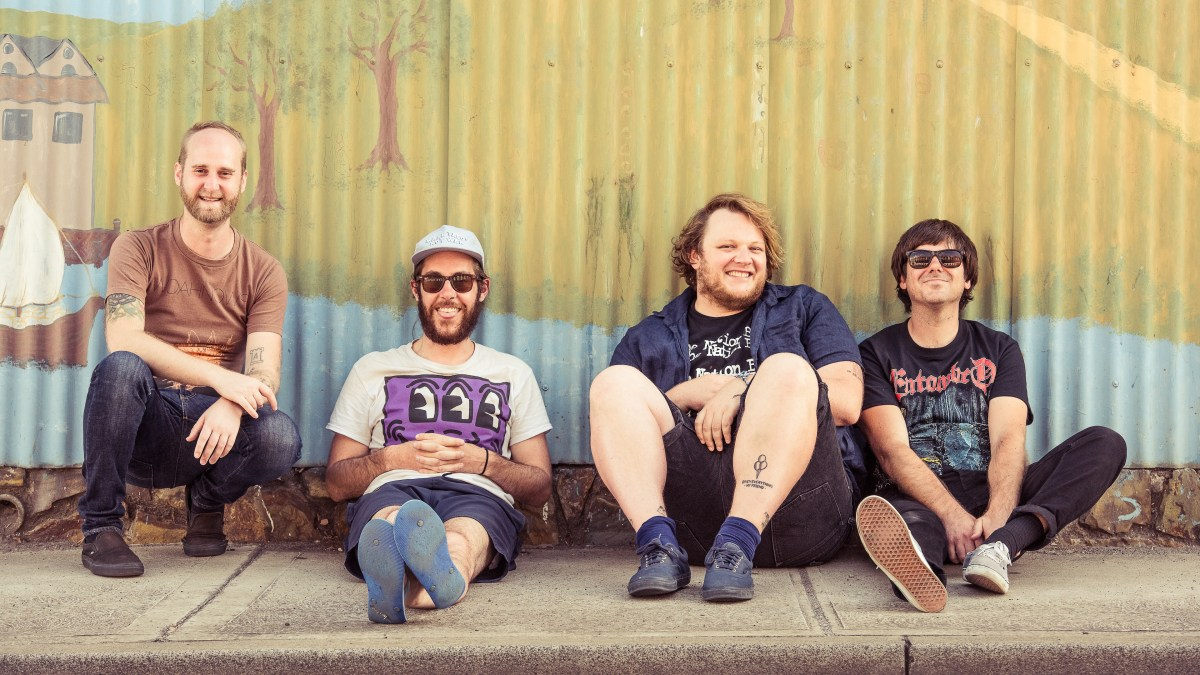 Don't Cry For Me Australia: The Smith Street Band Get Vunerable