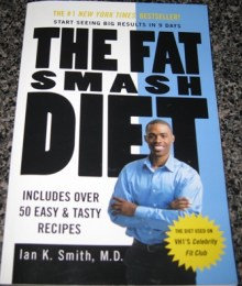 The Fat Smash Diet - book