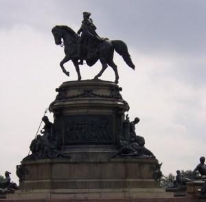 Monument in Philadelpia