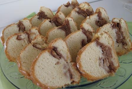 Jewish Apple Cake In Bundt Pan