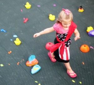 Water baloon game