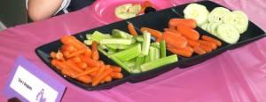 Veggie snacks - Tico's veggies