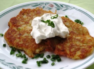 Irish-Potato-Pancakes