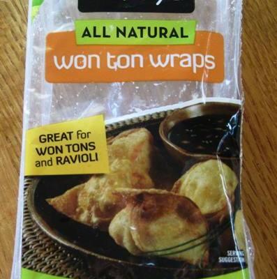 Wonton Wraps
