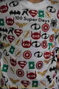 100 Super Days Shirt