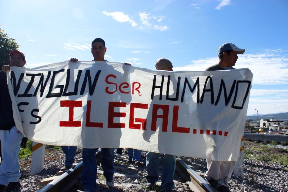 Transmigrantes, del dolor a la esperanza