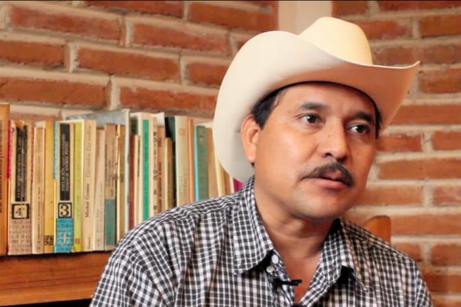 La otra botarga: libertad a Mario Luna, voz de la Tribu Yaqui