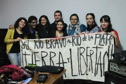 Mexicanxs se organizan desde Argentina