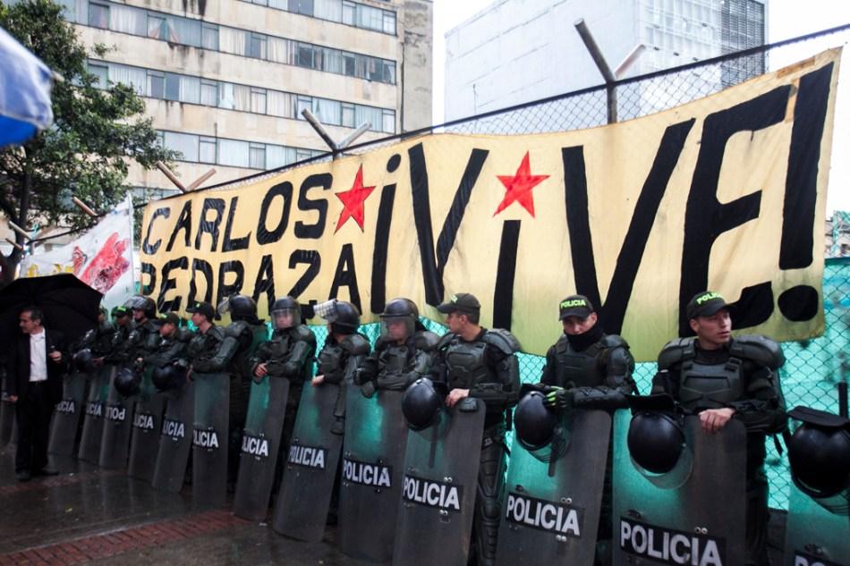 24F Contra la brutalidad policial, el olvido y la impunidad