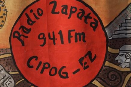 La comunicación del pueblo y para el pueblo: Radio Zapata