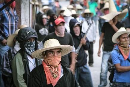 Chilapa, entre la violencia y el poder del narco