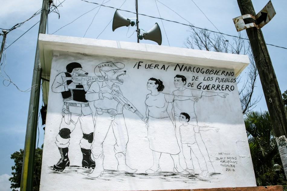 El rompecabezas del crimen en Guerrero