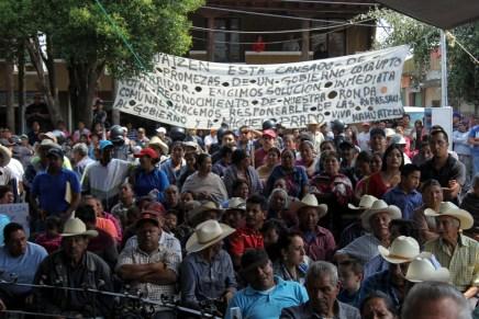 Entrevista a Enrique Capiz, integrante del Consejo Mayor de Nahuatzen, Michoacán