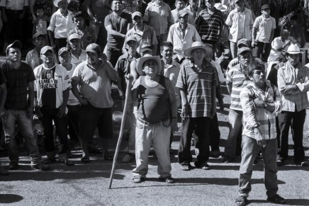 La comunidad de Santa María Ostula exige que la marina deje de acosar a sus pobladores
