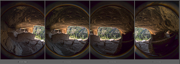 lens baby fisheye photo