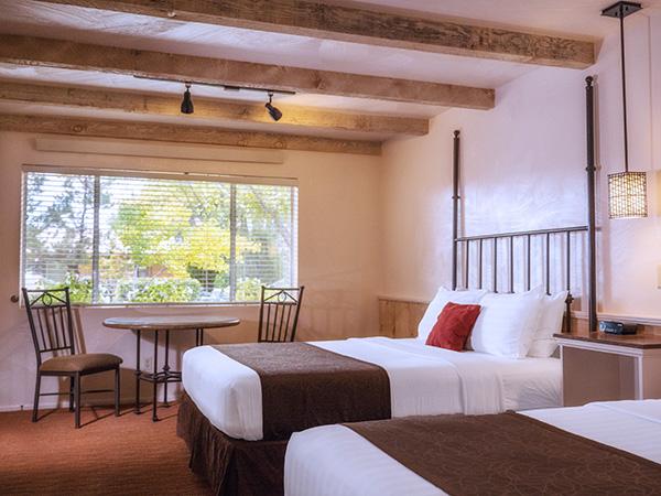 sky ranch lodge sedona arizona double queen room