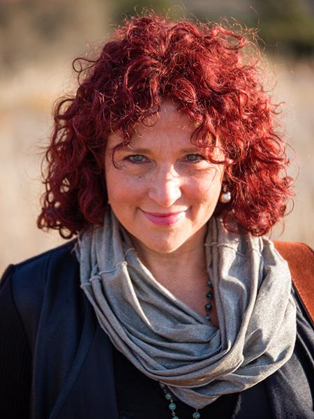 valerie romanoff head shot portrait