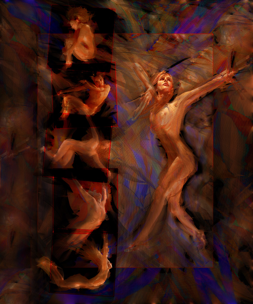 dance within fine art image by thom rouse