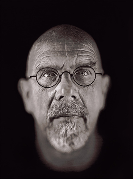 Daguerretype – Chuck Close