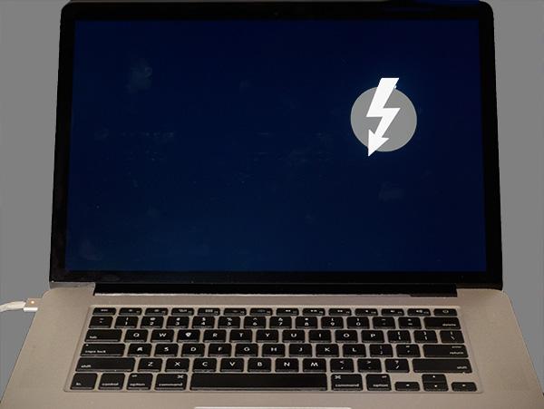 target mode laptop image