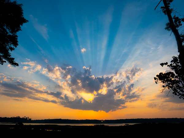 delaware sunrise