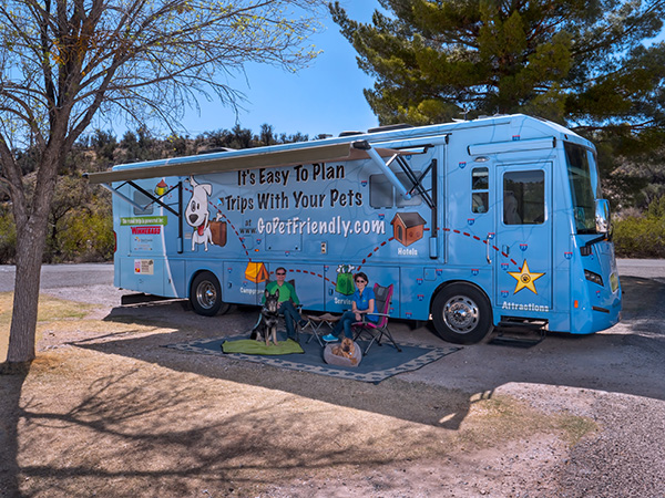 go pet friendly winnebago