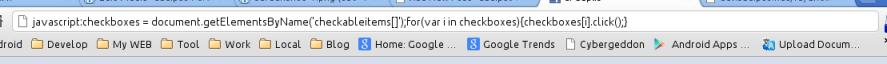 Url google chrome