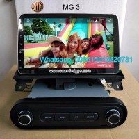MG 3 Car audio radio update android GPS navigation camera