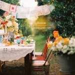 Soiree // Garden Party