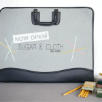 Sugar & Cloth is Open for Business!
