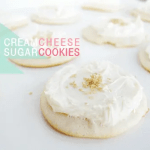 Eats // Cream Cheese Sugar Cookies