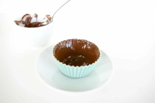 how to make chocolate cupcake liners by sugar and cloth