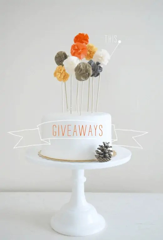 potter and butler pom pom collection giveaway