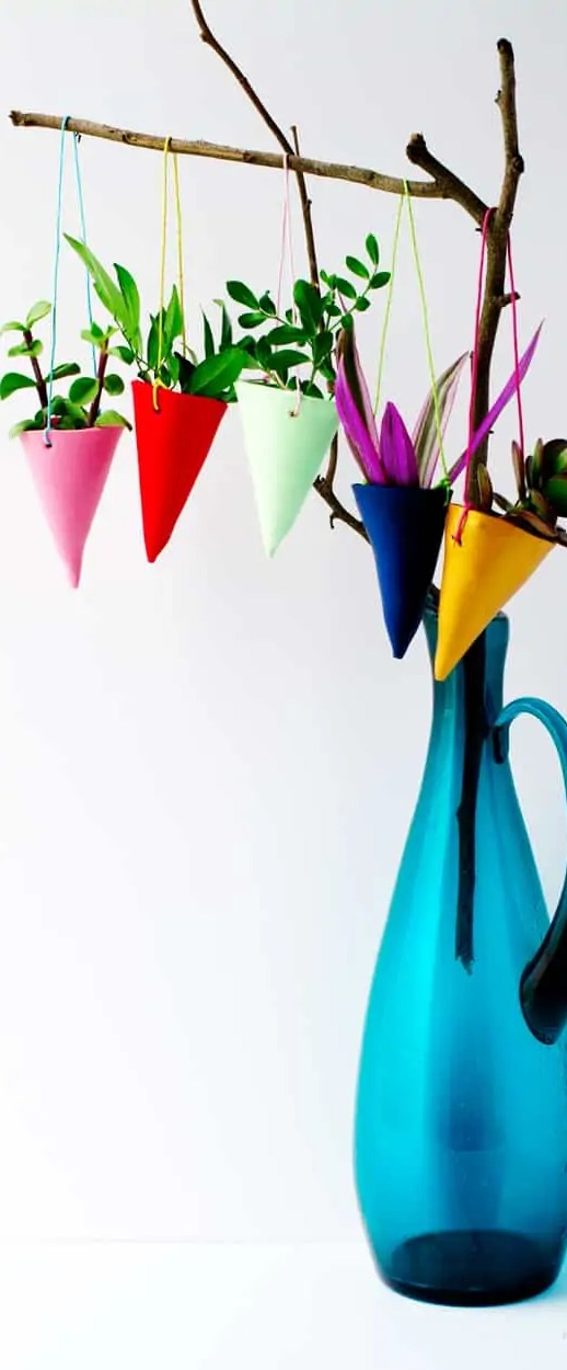 1 A DIY To Die For - DIY Miniature Hanging Garden by Penelope and Pip